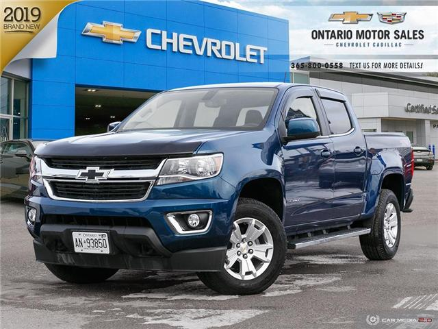 2019 Chevrolet Colorado LT (Stk: T9128981) in Oshawa - Image 1 of 19