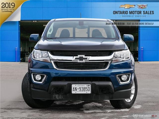 2019 Chevrolet Colorado LT (Stk: T9128981) in Oshawa - Image 2 of 19