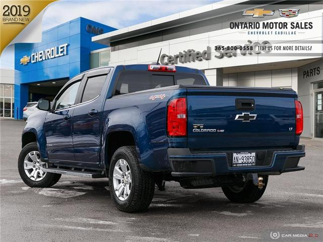 2019 Chevrolet Colorado LT (Stk: T9128981) in Oshawa - Image 4 of 19