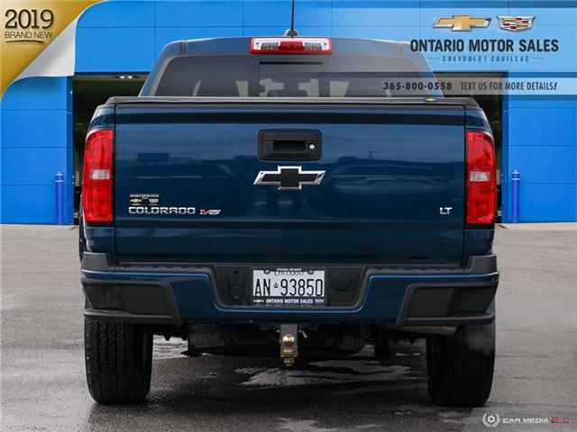 2019 Chevrolet Colorado LT (Stk: T9128981) in Oshawa - Image 6 of 19