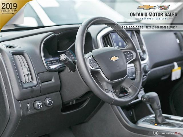 2019 Chevrolet Colorado LT (Stk: T9128981) in Oshawa - Image 10 of 19