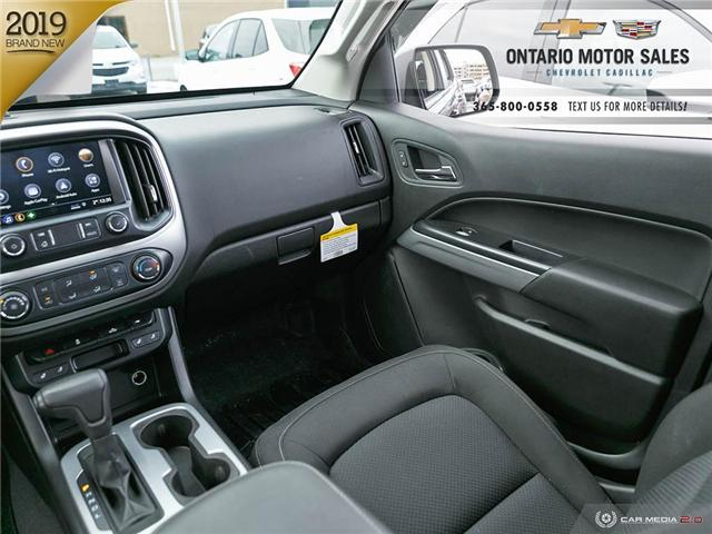 2019 Chevrolet Colorado LT (Stk: T9128981) in Oshawa - Image 18 of 19
