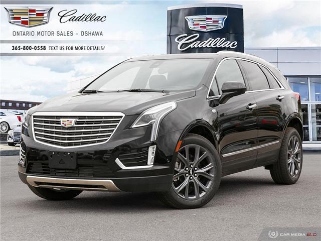 2019 Cadillac XT5 Platinum (Stk: 9102707) in Oshawa - Image 1 of 22