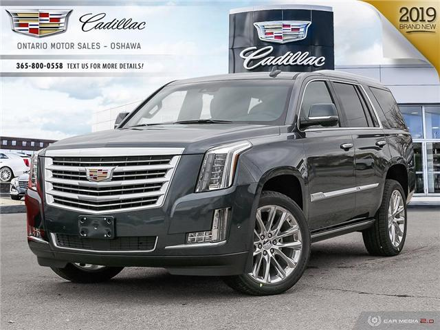 2019 Cadillac Escalade Platinum (Stk: T9158682) in Oshawa - Image 1 of 19