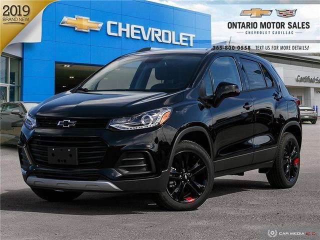 2019 Chevrolet Trax LT (Stk: 9100151) in Oshawa - Image 1 of 19