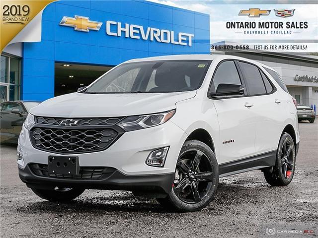 2019 Chevrolet Equinox LT (Stk: 9221401) in Oshawa - Image 1 of 19