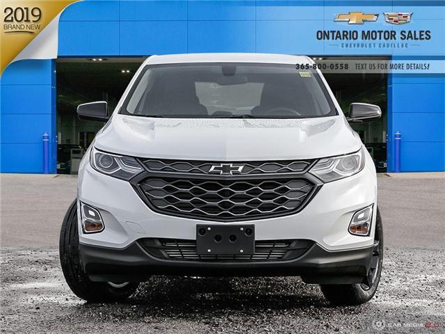 2019 Chevrolet Equinox LT (Stk: 9221401) in Oshawa - Image 2 of 19