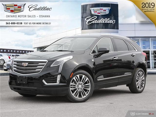 2019 Cadillac XT5 Premium Luxury (Stk: 9101407) in Oshawa - Image 1 of 19