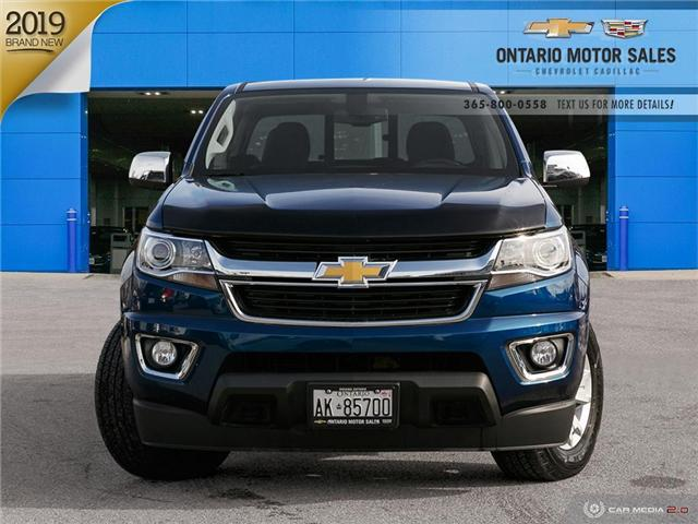 2019 Chevrolet Colorado LT (Stk: T9128294) in Oshawa - Image 2 of 19