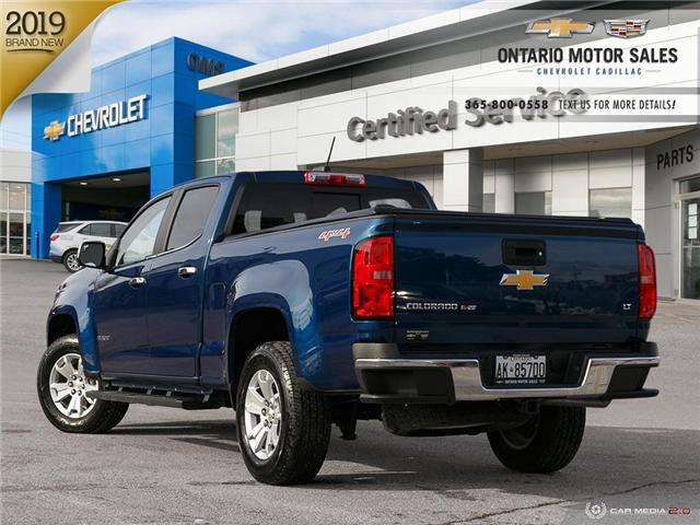 2019 Chevrolet Colorado LT (Stk: T9128294) in Oshawa - Image 4 of 19