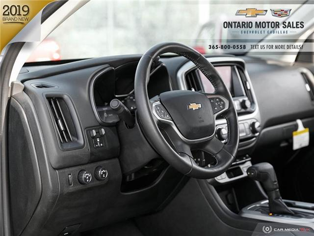 2019 Chevrolet Colorado LT (Stk: T9128294) in Oshawa - Image 12 of 19