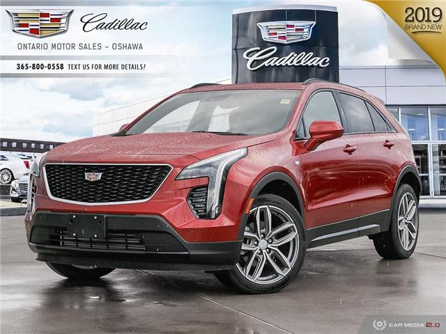 2019 Cadillac XT4 Sport (Stk: 9139202) in Oshawa - Image 1 of 19