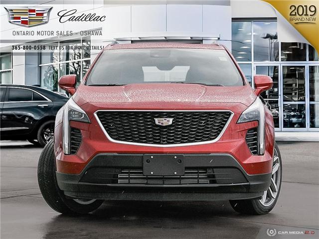 2019 Cadillac XT4 Sport (Stk: 9139202) in Oshawa - Image 2 of 19