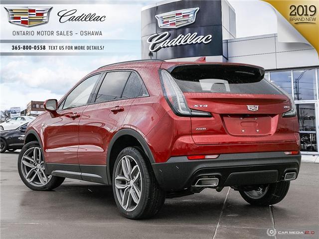 2019 Cadillac XT4 Sport (Stk: 9139202) in Oshawa - Image 4 of 19