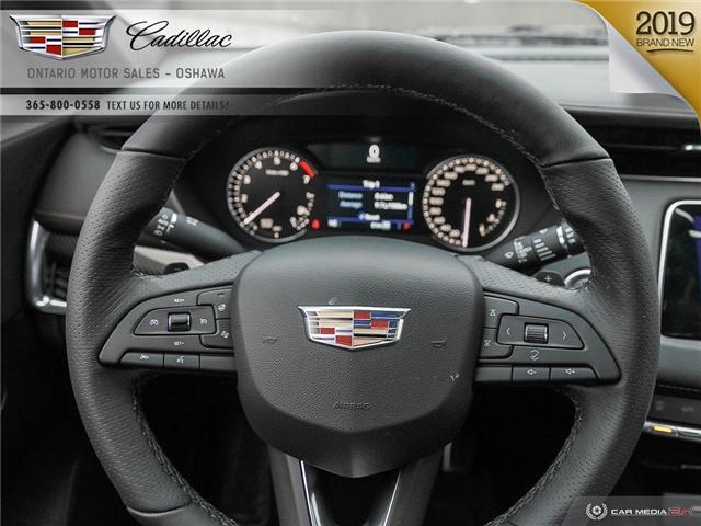 2019 Cadillac XT4 Sport (Stk: 9139202) in Oshawa - Image 13 of 19