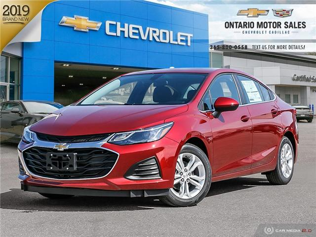 2019 Chevrolet Cruze LT (Stk: 9109568) in Oshawa - Image 1 of 19