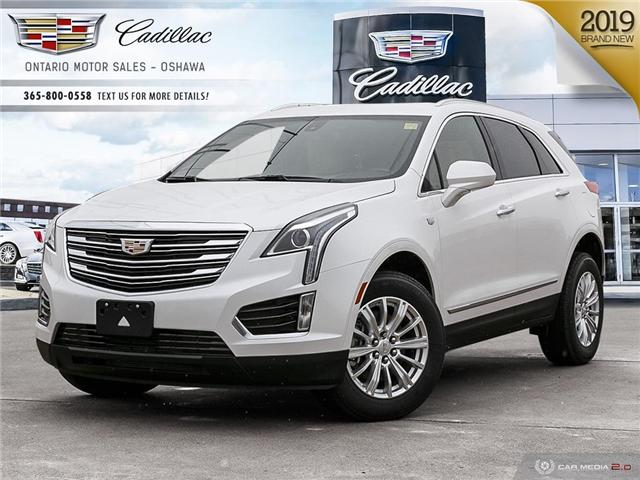 2019 Cadillac XT5 Base (Stk: 9169745) in Oshawa - Image 1 of 19