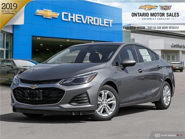 2019 Chevrolet Cruze LT (Stk: 9106147) in Oshawa - Image 1 of 19