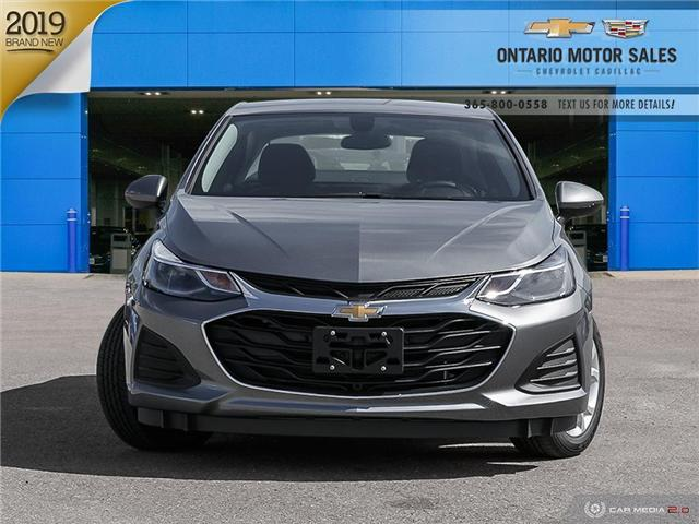 2019 Chevrolet Cruze LT (Stk: 9106147) in Oshawa - Image 2 of 19