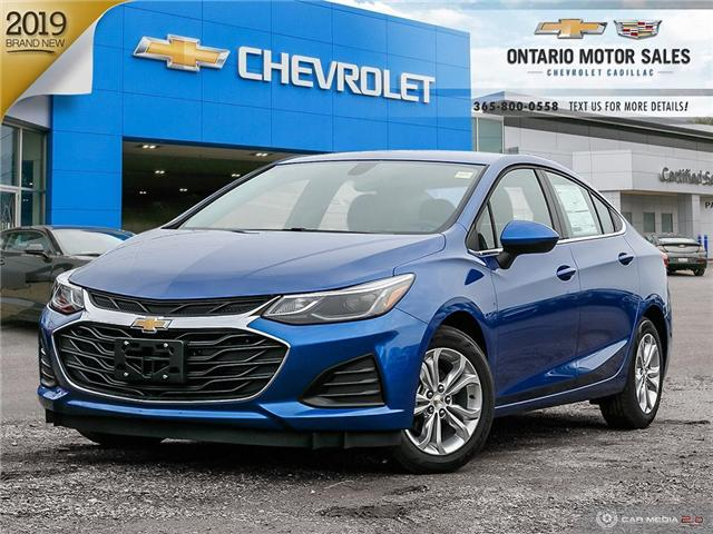 2019 Chevrolet Cruze LT (Stk: 9111061) in Oshawa - Image 1 of 19