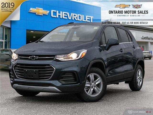 2019 Chevrolet Trax LT (Stk: 9243531) in Oshawa - Image 1 of 19