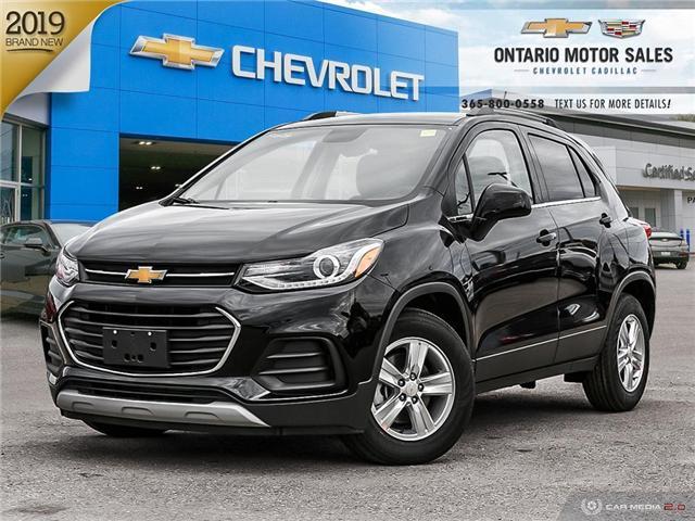 2019 Chevrolet Trax LT (Stk: 9162872) in Oshawa - Image 1 of 19