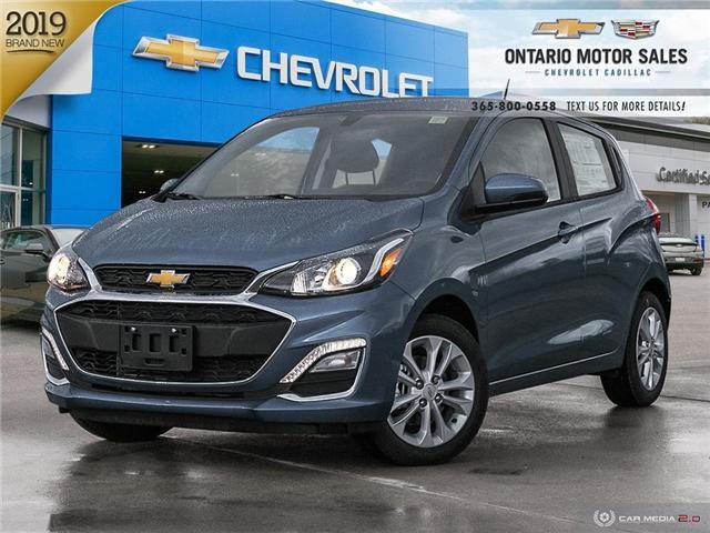 2019 Chevrolet Spark 1LT CVT (Stk: 9729261) in Oshawa - Image 1 of 19