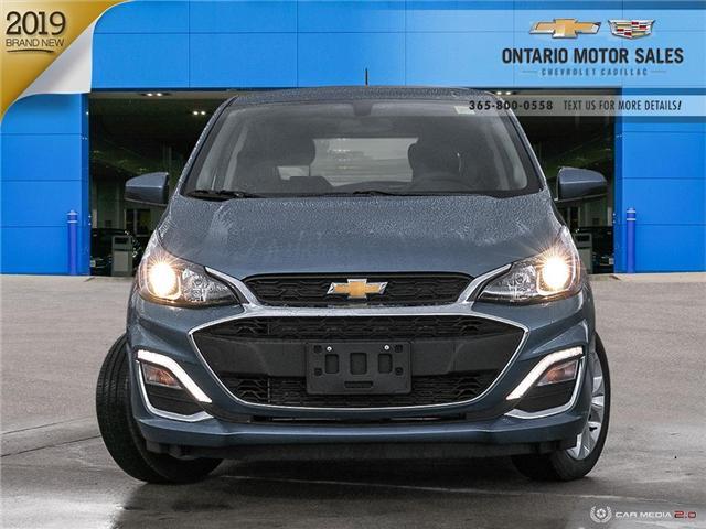2019 Chevrolet Spark 1LT CVT (Stk: 9729261) in Oshawa - Image 2 of 19