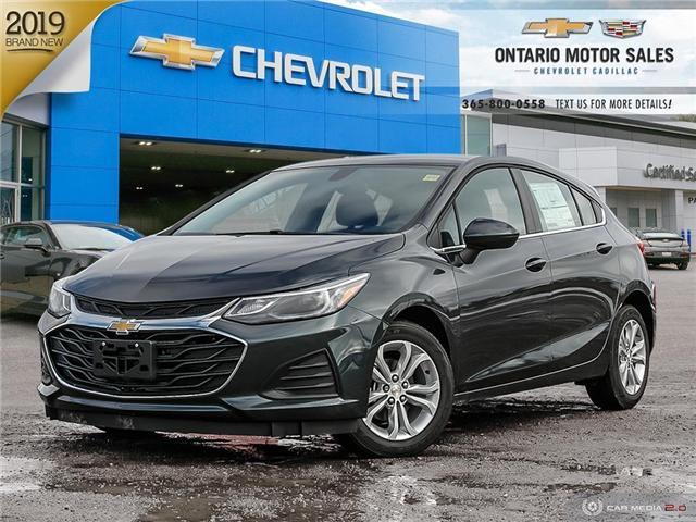 2019 Chevrolet Cruze LT (Stk: 9581763) in Oshawa - Image 1 of 19