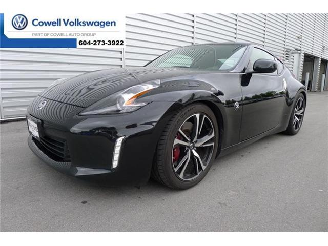 2018 Nissan 370Z Touring Sport (Stk: VWUV0252A) in Richmond - Image 1 of 17