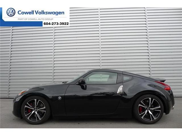 2018 Nissan 370Z Touring Sport (Stk: VWUV0252A) in Richmond - Image 4 of 17