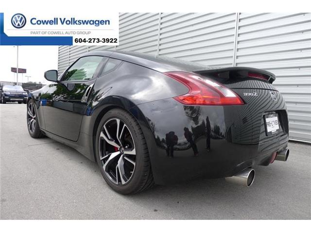 2018 Nissan 370Z Touring Sport (Stk: VWUV0252A) in Richmond - Image 5 of 17
