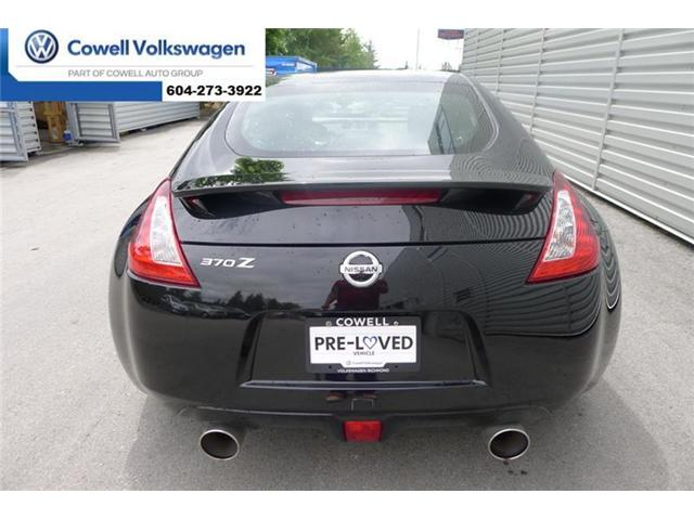 2018 Nissan 370Z Touring Sport (Stk: VWUV0252A) in Richmond - Image 6 of 17