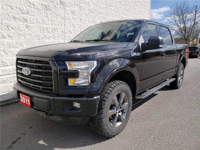 2015 Ford F-150  (Stk: L19003A) in Kingston - Image 2 of 30
