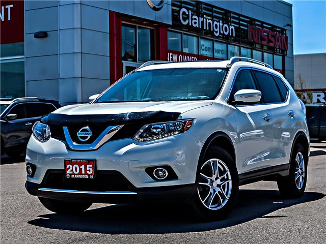 2015 Nissan Rogue SV (Stk: FC807141L) in Bowmanville - Image 1 of 27