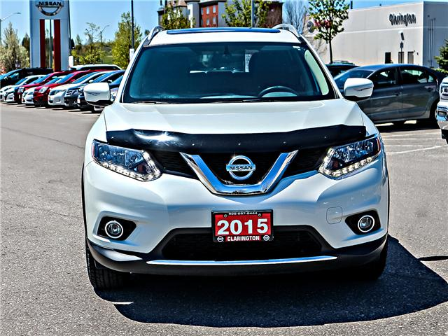 2015 Nissan Rogue SV (Stk: FC807141L) in Bowmanville - Image 2 of 27