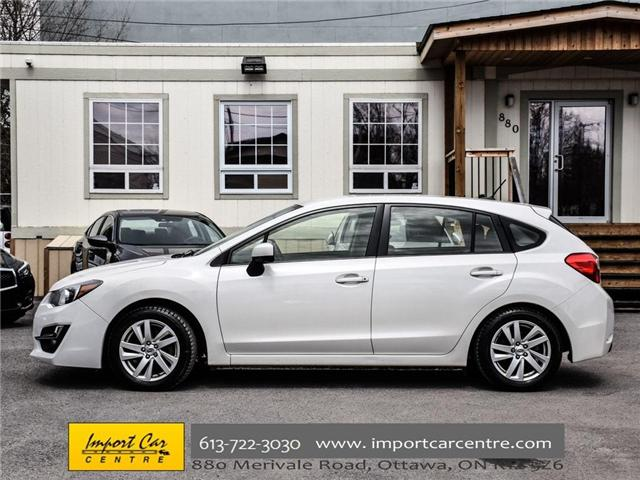 2015 Subaru Impreza 2.0i Touring Package (Stk: 240165) in Ottawa - Image 4 of 30