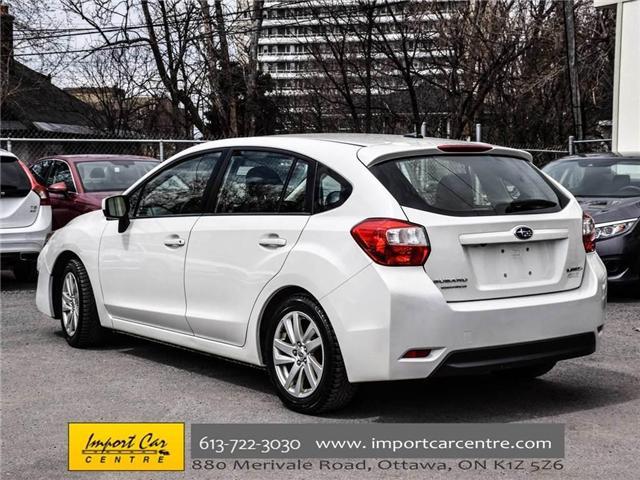 2015 Subaru Impreza 2.0i Touring Package (Stk: 240165) in Ottawa - Image 5 of 30