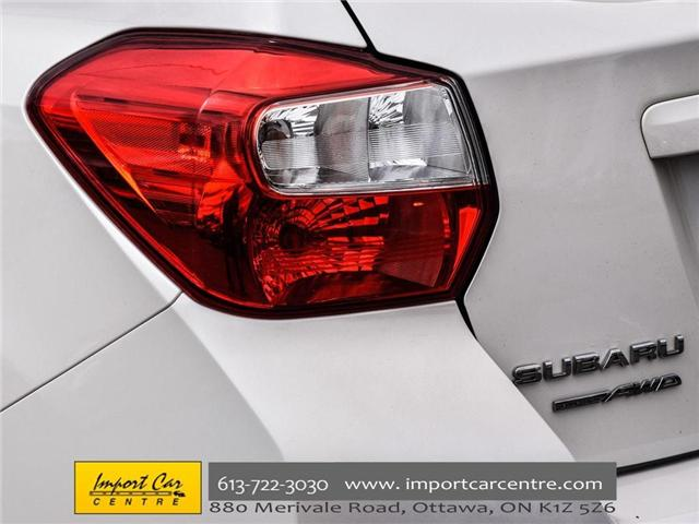 2015 Subaru Impreza 2.0i Touring Package (Stk: 240165) in Ottawa - Image 8 of 30