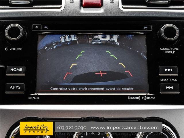 2015 Subaru Impreza 2.0i Touring Package (Stk: 240165) in Ottawa - Image 29 of 30