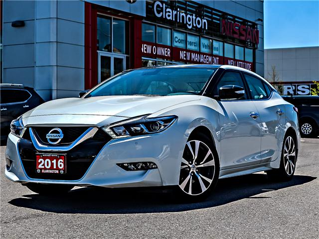 2016 Nissan Maxima Platinum (Stk: GC445102) in Bowmanville - Image 1 of 29