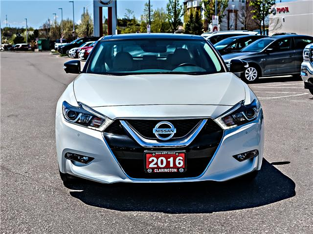 2016 Nissan Maxima Platinum (Stk: GC445102) in Bowmanville - Image 2 of 29