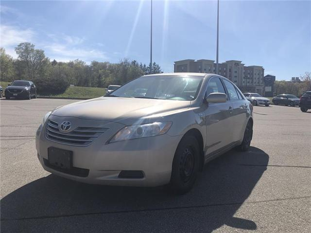 2008 Toyota Camry Hybrid Base (Stk: B19067-1) in Barrie - Image 1 of 8
