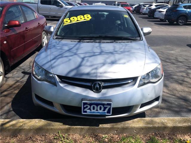 2007 Acura CSX Premium (Stk: 193314A) in Burlington - Image 2 of 5