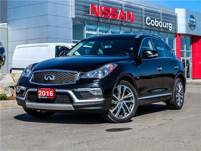 2016 Infiniti QX50 Base (Stk: KL509781AA) in Cobourg - Image 1 of 28