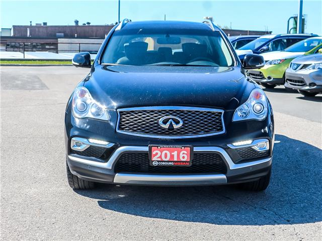 2016 Infiniti QX50 Base (Stk: KL509781AA) in Cobourg - Image 2 of 28