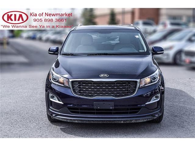 2019 Kia Sedona LX+ (Stk: P0868) in Newmarket - Image 2 of 20