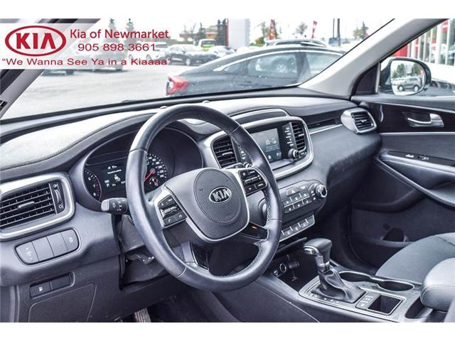 2019 Kia Sorento 2.4L LX (Stk: P0870) in Newmarket - Image 8 of 18