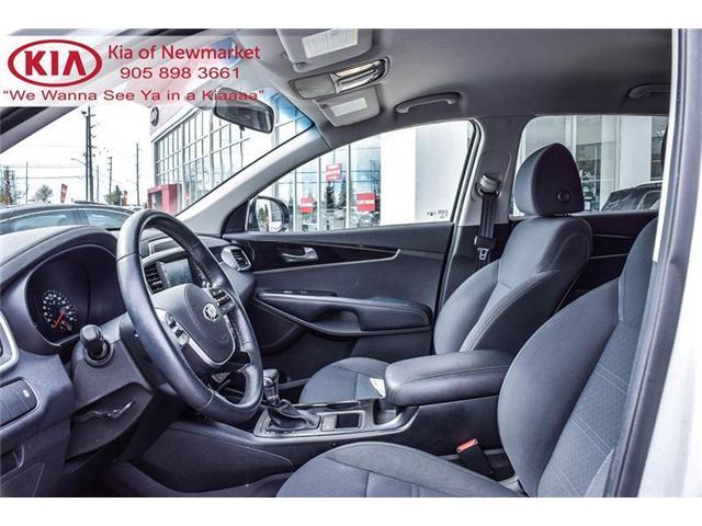 2019 Kia Sorento 2.4L LX (Stk: P0870) in Newmarket - Image 9 of 18