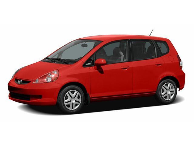 2007 Honda Fit LX (Stk: S6166B) in Charlottetown - Image 1 of 2